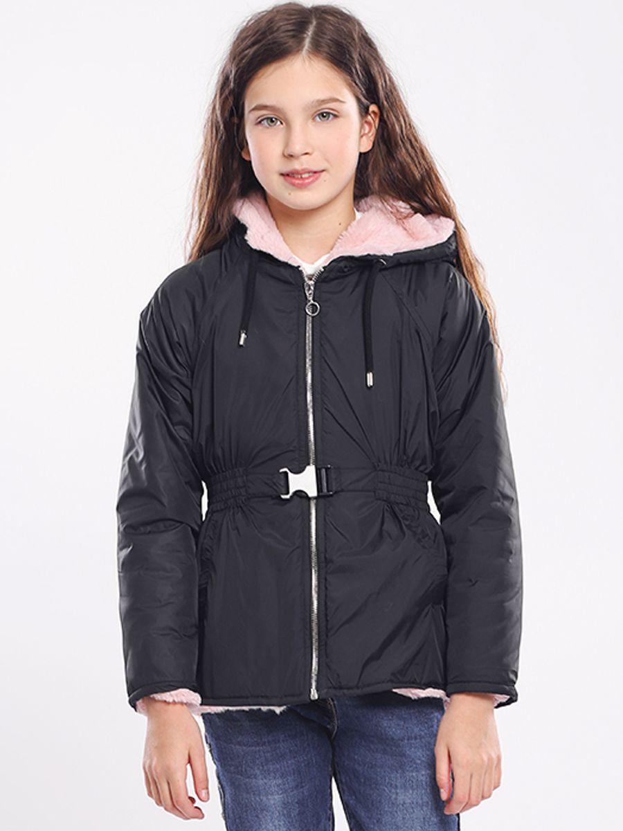 Купить Куртка, Y-clu', Черный, Нейлон-100%, Женский
