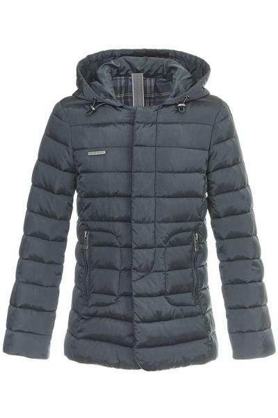 Купить Куртка, Silver Spoon, Серый, Нейлон-100%, Мужской