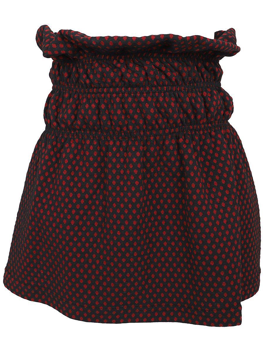 юбка y-clu' для девочки, черная