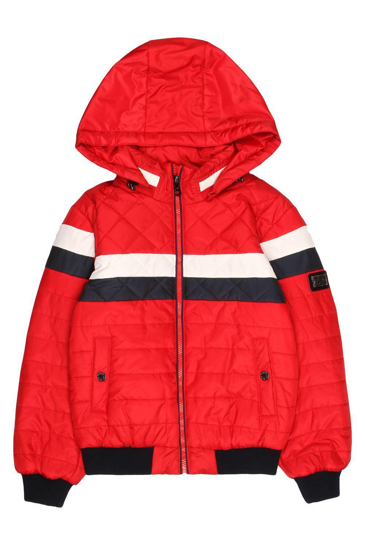 Купить Куртка, Les Trois Vallees, Красный, Полиэстер-64%, Нейлон-36%, Мужской