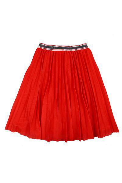 юбка meilisa bai для девочки, красная