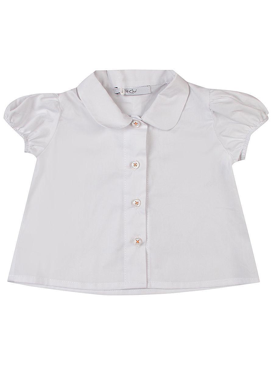 рубашка y-clu' для девочки, оранжевая
