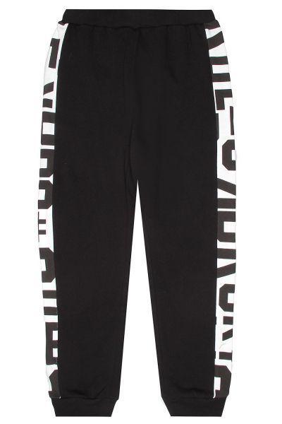 брюки gaudi для девочки, черные