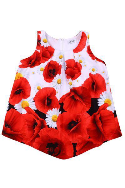 Блуза, Meilisa Bai, Разноцветный, Полиэстер-100%, Женский  - купить со скидкой