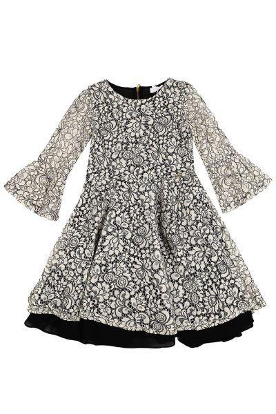 Купить Платье, Byblos, Разноцветный, Полиамид-60%, Хлопок-40%, Женский