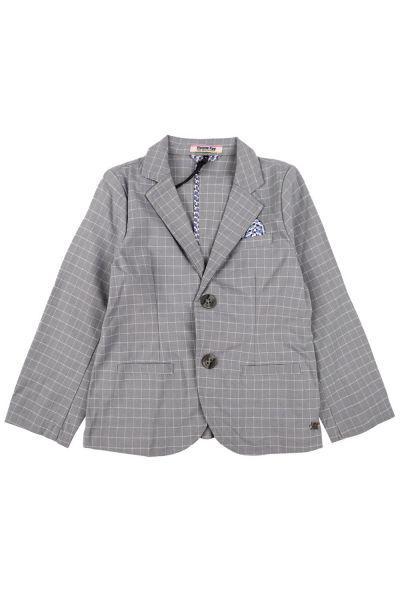 Пиджак для мальчика KE680300 разноцветный Ronnie Kay, Китай (КНР)