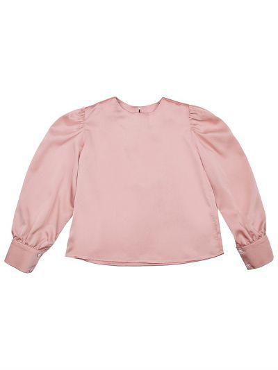 Купить Блуза, Manila Grace, Розовый, Полиэстер-100%, Женский