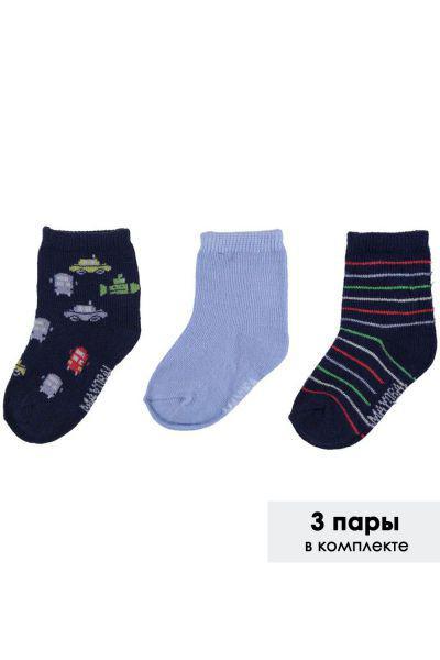 носки mayoral для мальчика, синие