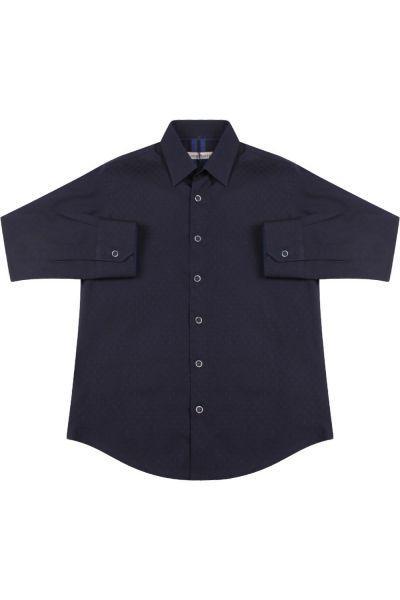Купить Рубашка, Noble People, Синий, Хлопок-100%, Мужской