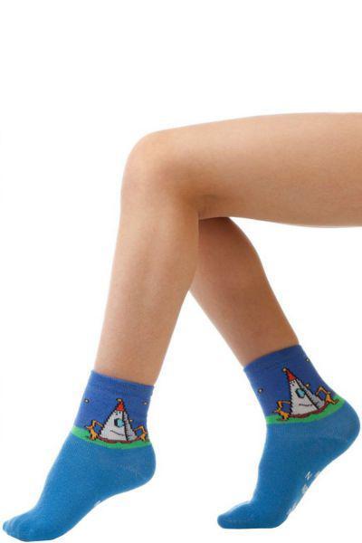 Носки для мальчика SNK-1011 синий Charmante, Италия