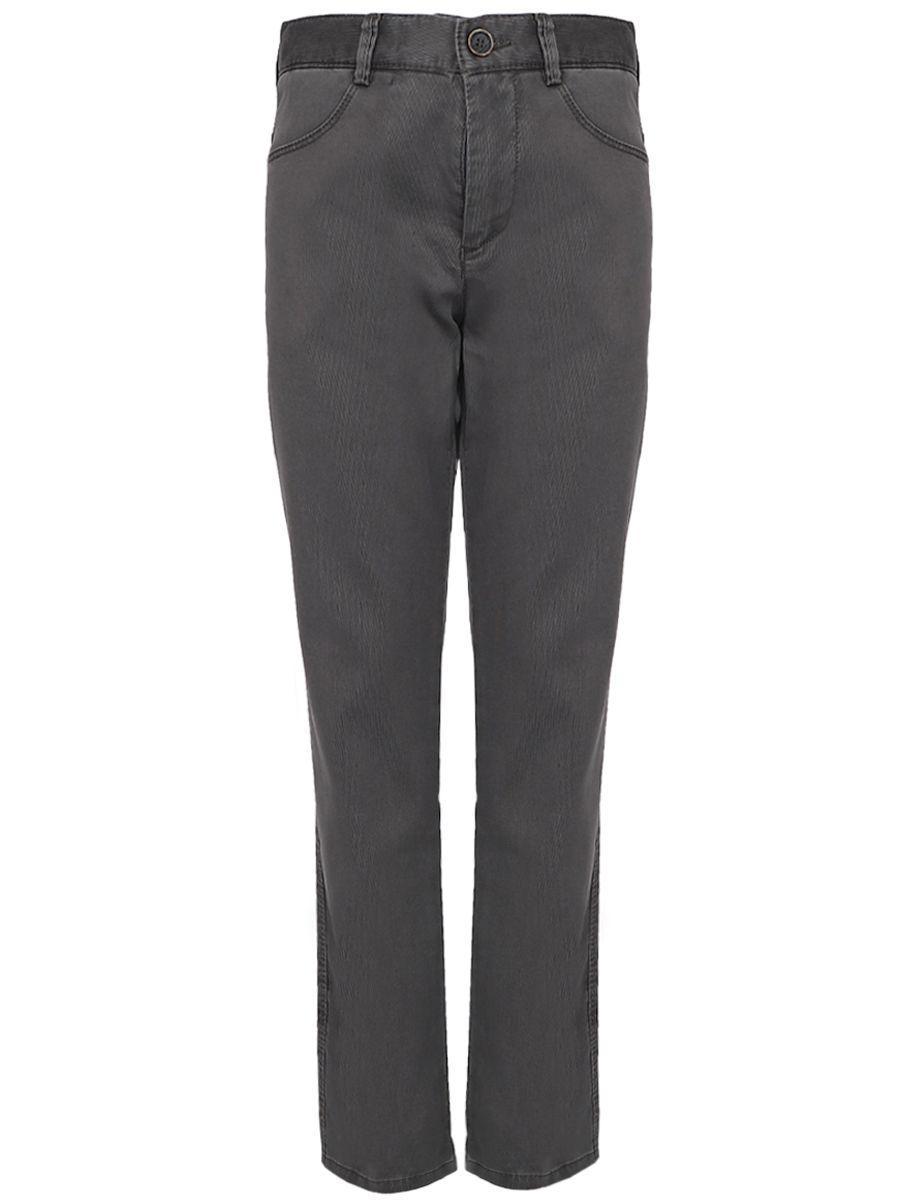 джинсы noble people для мальчика, серые