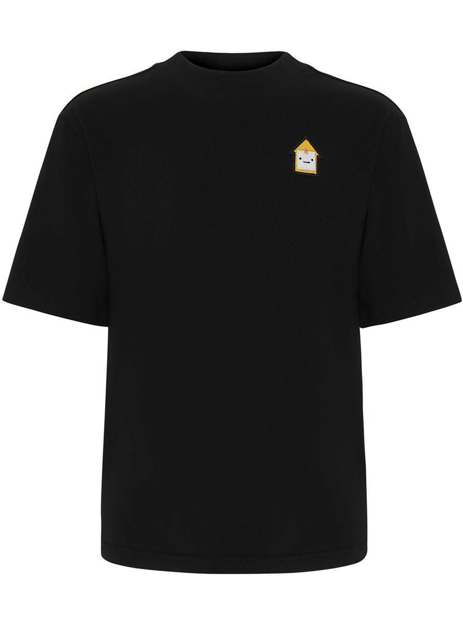 футболка смена для мальчика, черная