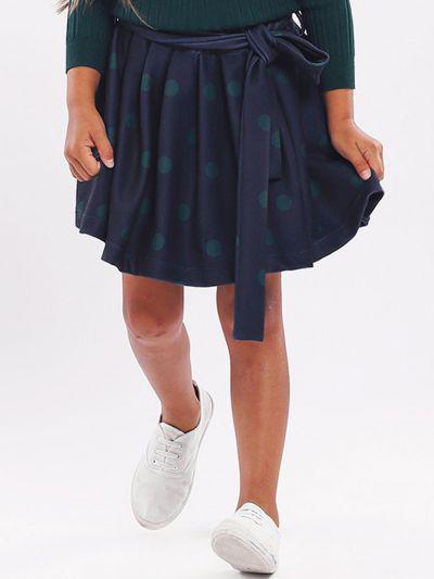 юбка y-clu' для девочки, синяя