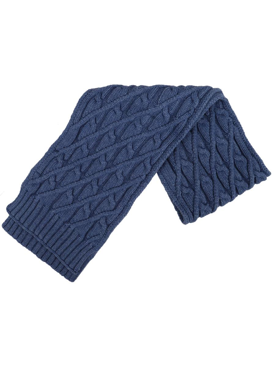 шарф noble people для девочки, голубой