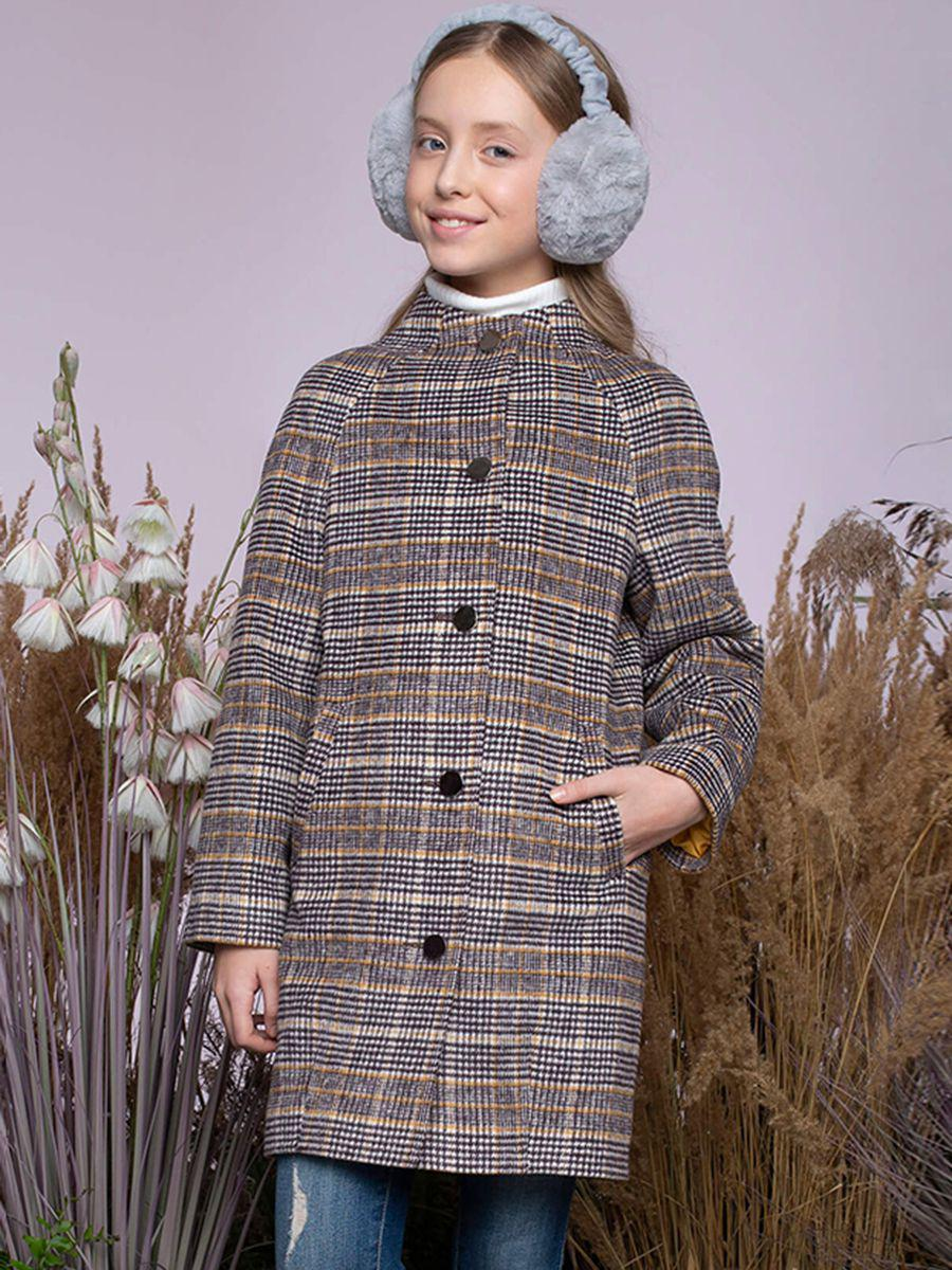 пальто смена для девочки, бежевое