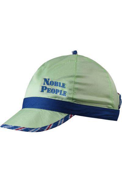Купить Бейсболка, Noble People, Зеленый, Хлопок-100%, Мужской