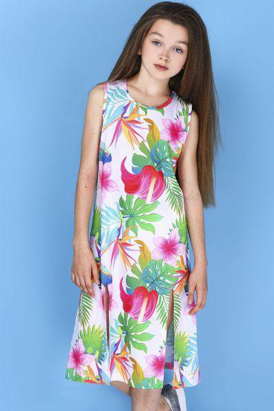Купить Платье, To Be Too, Разноцветный, Полиэстер-92%, Эластан-8%, Женский