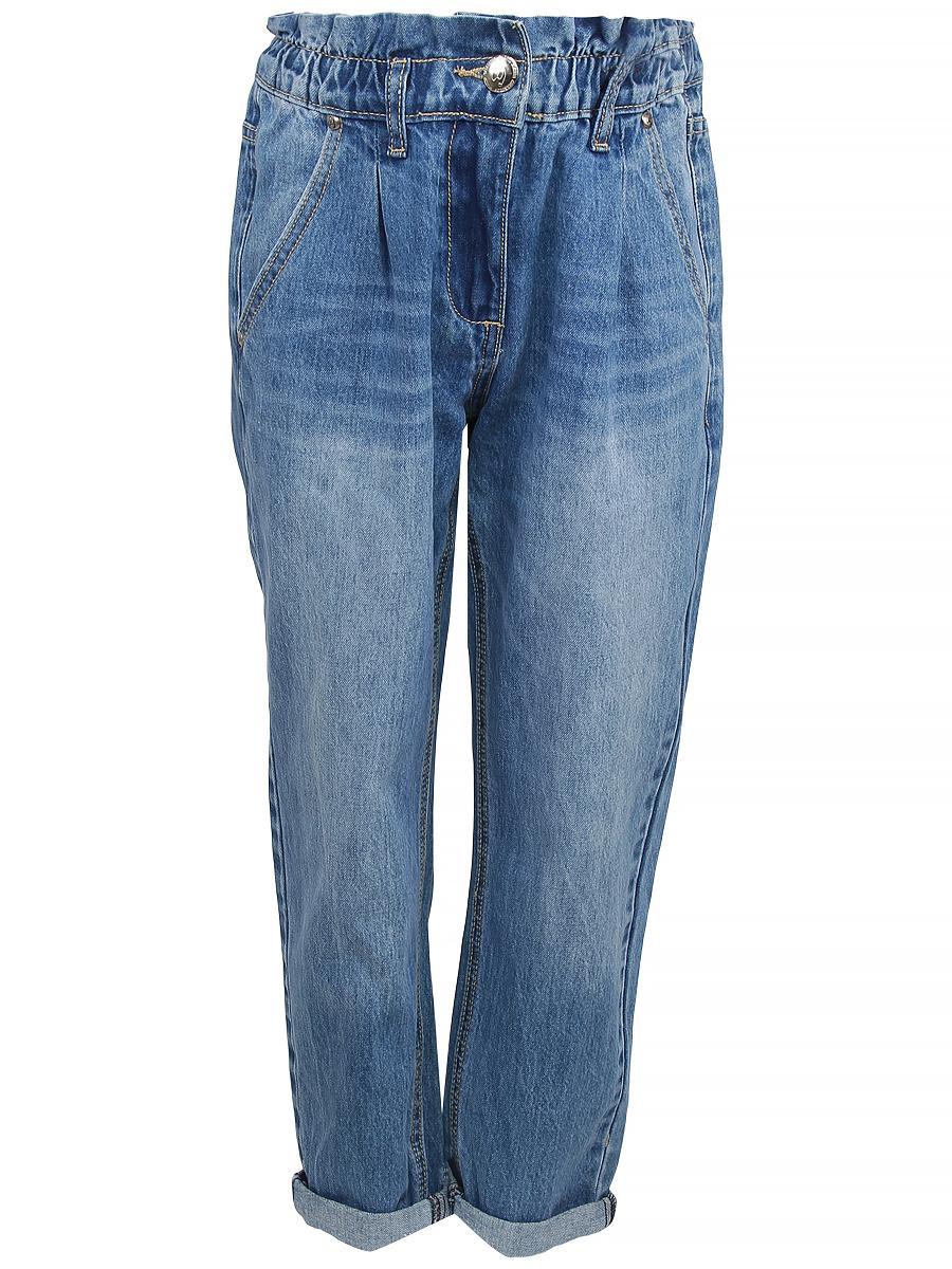 джинсы gaialuna для девочки, синие