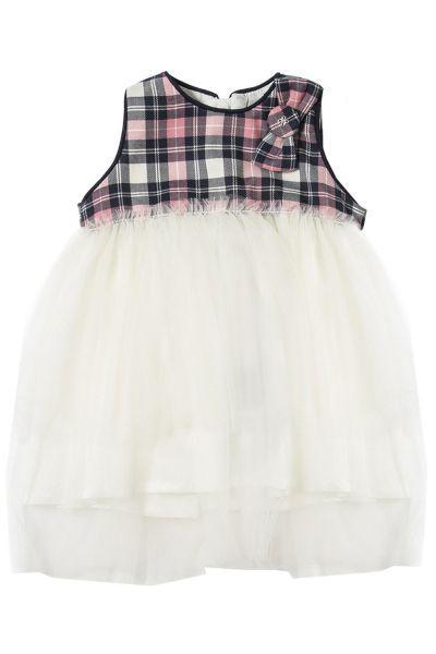Купить Платье, Y-clu', Разноцветный, Хлопок-100%, Женский