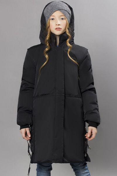 Купить Куртка, MNC, Черный, Полиэстер-100%, Женский