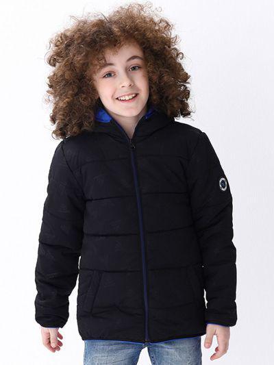 Купить Куртка, Beba Kids, Черный, Полиэстер-100%, Мужской