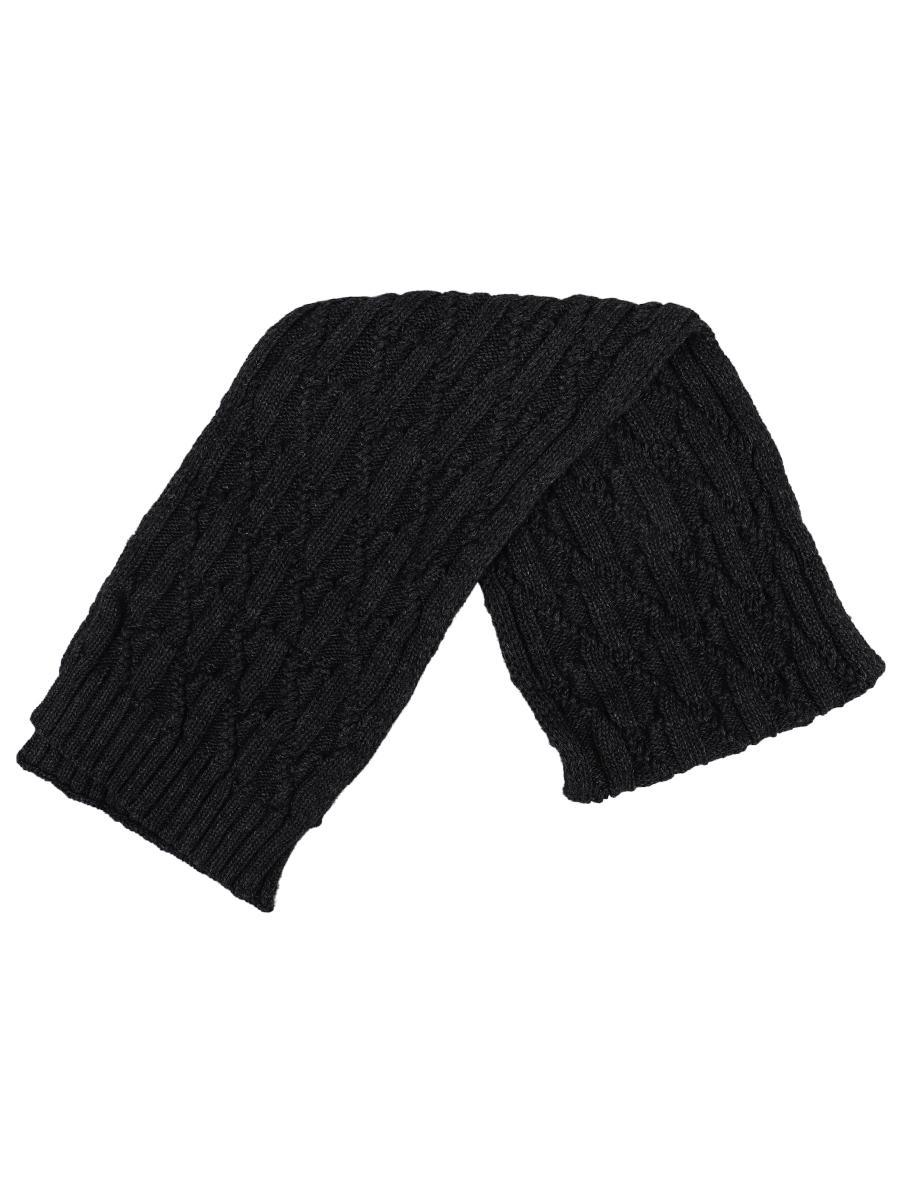 шарф noble people для девочки, серый