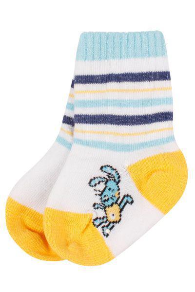 носки charmante для мальчика, белые