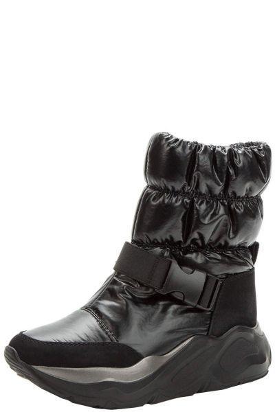 Купить Ботинки, Betsy, Черный, Нейлон/исскуственный нубук-100%, Женский