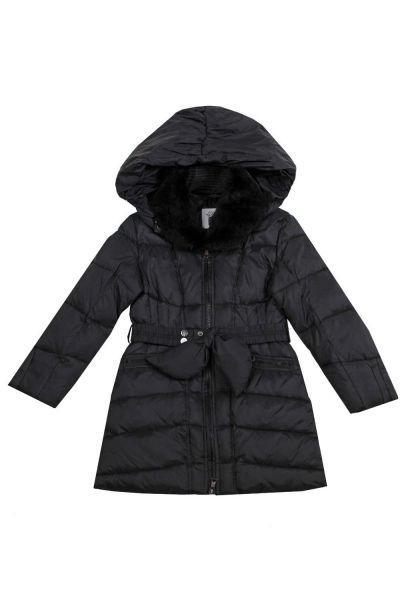 Купить Пальто, Noble People, Черный, Нейлон-100%, Женский