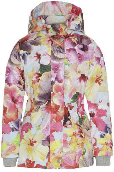 Купить Куртка, Molo, Разноцветный, Полиэстер-100%, Женский