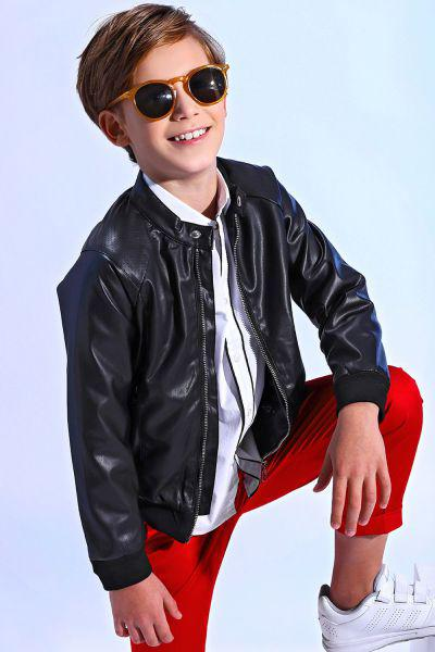 Купить Куртка, Street Gang, Черный, Полиуретан-100%, Мужской