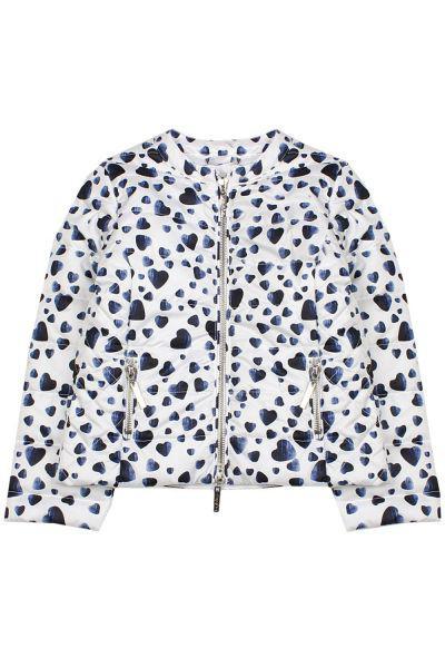 Куртка для девочки BJ7557 разноцветный Byblos, Китай (КНР)