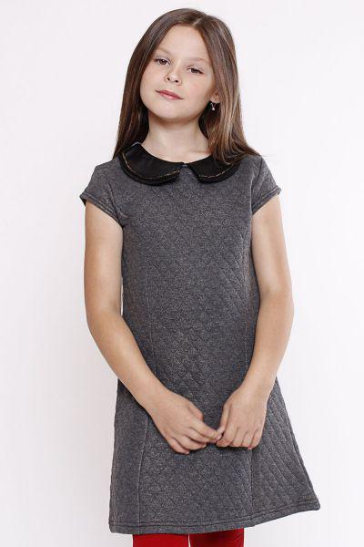 Платье для девочки Y7056 разноцветный Y-clu`, Китай (КНР)