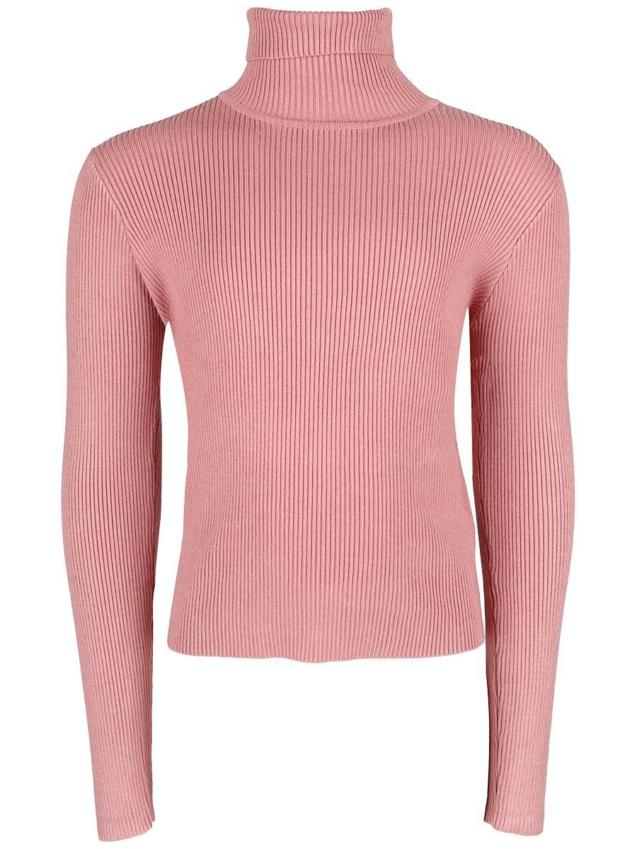 водолазка y-clu' для девочки, розовая
