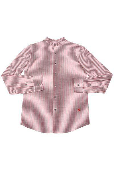 Купить Рубашка, Byblos, Красный, Хлопок-100%, Мужской