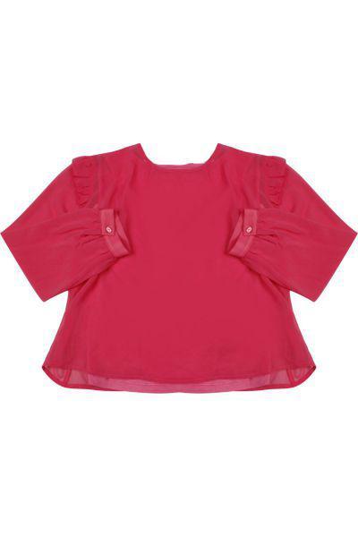 Купить Блуза+топ, Byblos, Розовый, Полиэстер-100%, Женский