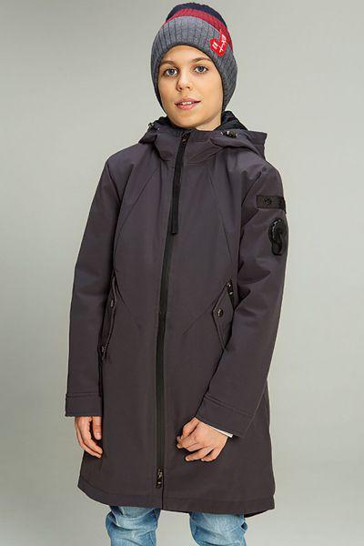 Куртка, Noble People, Серый, Полиэстер-100%, Мужской  - купить со скидкой