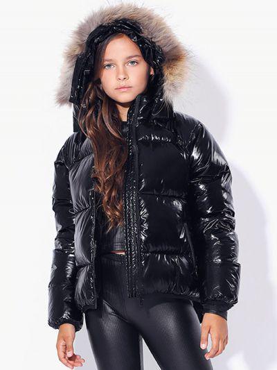 Купить Куртка, To Be Too, Черный, Полиэстер-100%, Женский