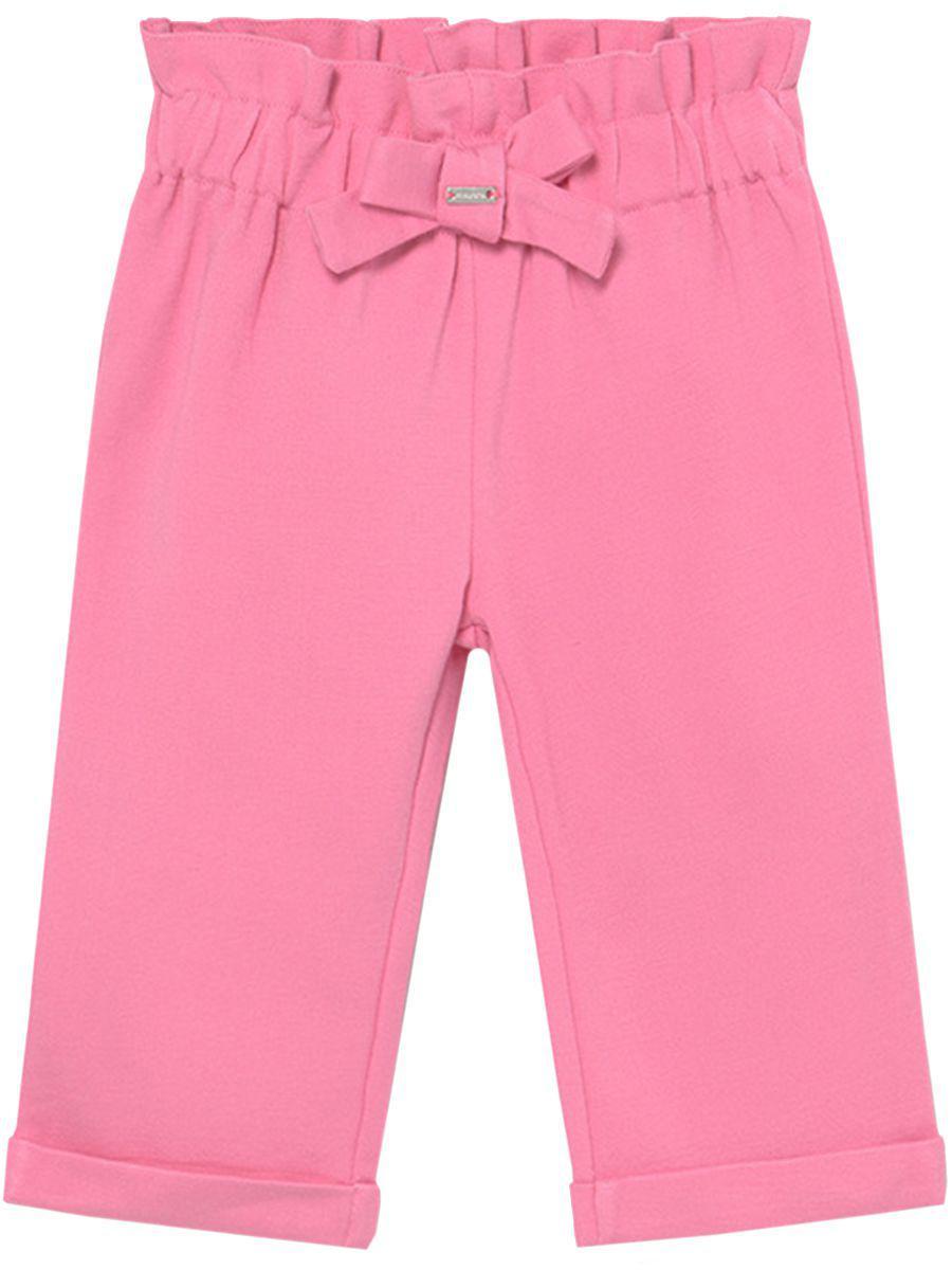 брюки mayoral для девочки, розовые