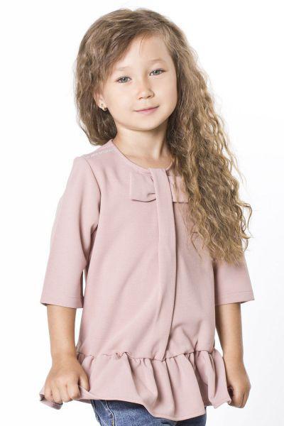 Туника для девочки YB9384 розовый Y-clu` Платье, Китай (КНР)