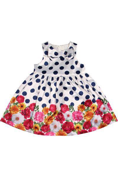 Купить Платье, To Be Too, Разноцветный, Хлопок-55%, Полиэстер-42%, Эластан-3%, Женский