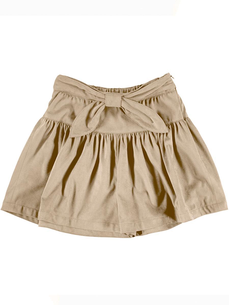 шорты mayoral для девочки, бежевые