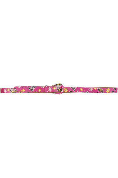 Ремень для девочки RP8015/248 розовый Амарант фиолетовый, Российская Федерация