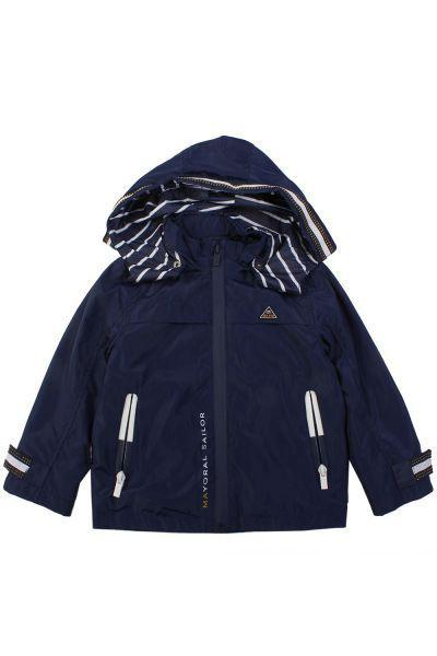Купить Куртка, Mayoral, Синий, Полиэстер-100%, Мужской