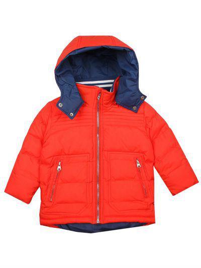 куртка y-clu' для мальчика, синяя