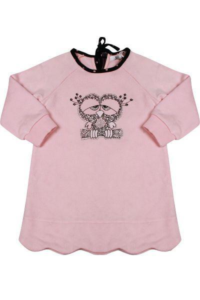 Платье для девочки GA631230 розовый Gaialuna, Китай (КНР)