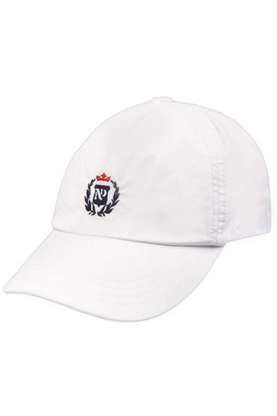 Купить Бейсболка, Noble People, Белый, Хлопок-100%, Мужской