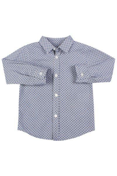 рубашка byblos для мальчика, разноцветная