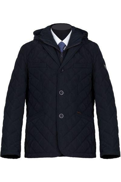куртка van cliff для мальчика, синяя
