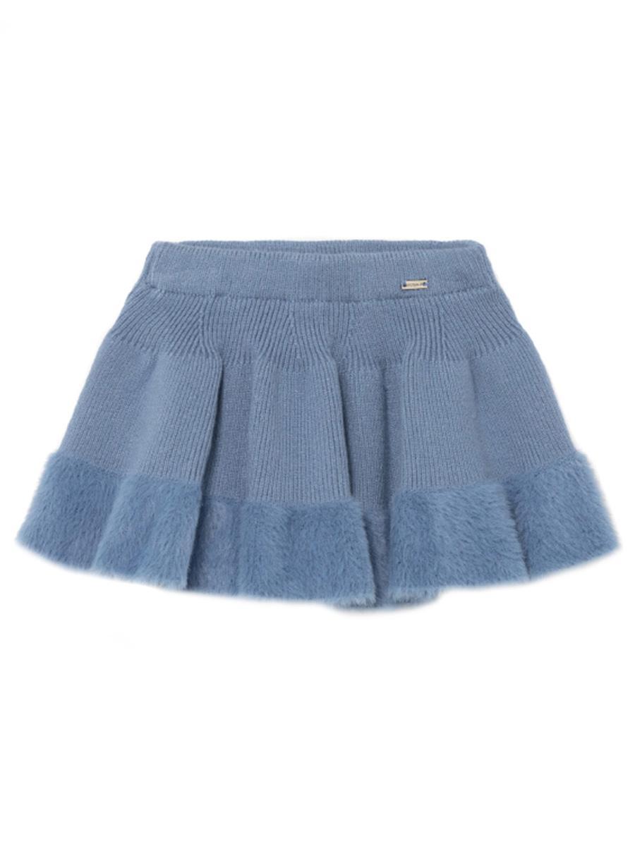 юбка mayoral для девочки, голубая